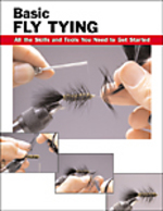Basic Fly Tying: All the Skills and Tools You Need to Get Started (How to Basics)