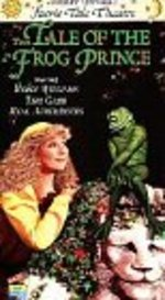 Faerie Tale Theatre-the Tale of the Frog Prince (Vhs, 1996)
