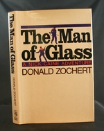 The Man of Glass: a Nick Caine Adventure