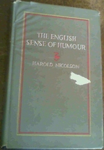 The English Sense of Humour and Other Essays