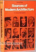 Sources of Modern Architecture, a Critical Bibliography