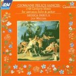 Giovanni Sances: 17th Century Music For Sopranos, Harp & Guitar-Musica Fabula