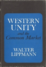 Western Unity and the Common Market
