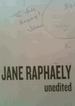 Jane Raphaely Unedited