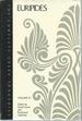 Complete Greek Tragedies: Volume IV Euripides