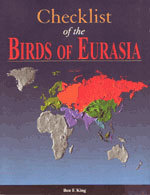 Checklist of the Birds of Eurasia