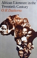 African Literature in the Twentieth Century