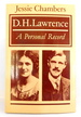 D. H. Lawrence: a Personal Record