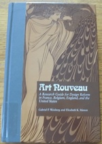 Art Nouveau: a Research Guide for Design Reform in France, Belgium, England, and the United States