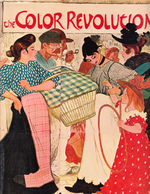 The color revolution: color lithography in France, 1890-1900