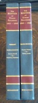 The Roster of Union Soldiers 1861-1865: Vermont Massachusetts (2 Volumes)