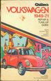 Chilton's Volkswagen 1949-71 Repair & Tune-Up Guide