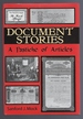 Document Stories: a Pastiche of Articles