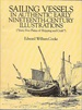 """Sailing Vessels in Authentic Early Nineteenth-Century Illustrations (""""Sixty Five Plates on Shipping and Craft"""")"""