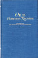 """Ohio Cemetary Records Extracted From the """"Old Northwest"""" Genealogical Quarterly"""