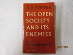 The Open Society and Its Enemies, Volume II-Hegel & Marx