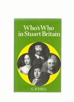 Who's Who in Stuart Britain