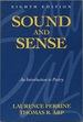 Sound and Sense: an Introduction to Poetry, Sixth Edition