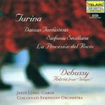 Music of Turina & Debussy