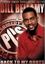 Platinum Comedy Series: Bill Bellamy [DVD/CD]