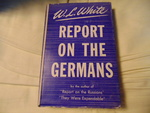 Report on the Germans.