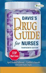 Davis's Drug Guide: for Nurses