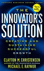 The Innovator's Solution