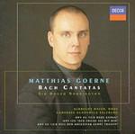 Bach Cantatas / Matthias Gorne-Albrecht Mayer; Camerata Academia Salzburg; Sir Roger Norrington
