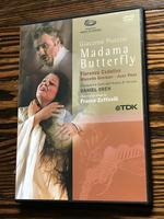 Oren / Puccini-Madama Butterfly (Dvd)