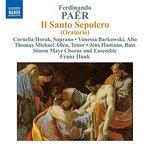 Simon-Mayr-Chor & Ensemble-Paer: Il Santo Sepolcro (Cornelia Horak/ Vanessa Barkowski/ Franz Hauk)