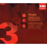 Chopin: Complete Music for Piano & Orchestra; Piano Sonatas Nos. 2 & 3