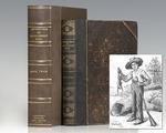 Adventures of Huckleberry Finn [Tom Sawyer' S Comrade].