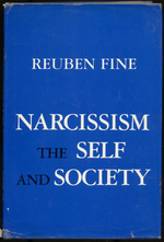 Narcissism, the Self and Society