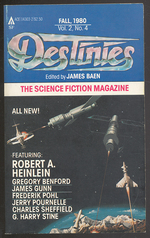 Destinies: Fall 1980, Vol. 2, No. 4