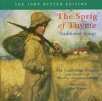 The Spring of Thyme: Traditional Songs