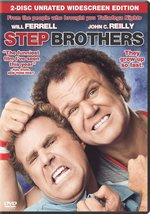 Step Brothers [WS] [Unrated] [2 Discs] [Includes Digital Copy]