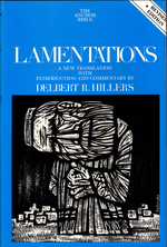 Lamentations: a New Translation With Introduction and Commentary