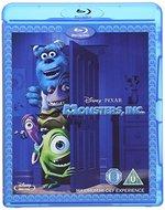 Monsters, Inc. [Blu-ray]