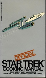 The Official Star Trek Cooking Manual