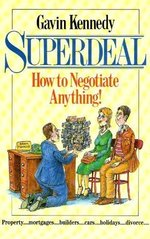 Superdeal: How to Negotiate Anything!