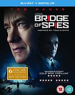 Bridge of Spies [Blu-Ray] [2015]