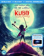 Kubo and the Two Strings (Blu-Ray 3d + Blu-Ray) [2016]