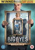 Big Eyes [Dvd] [2017]