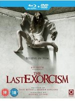The Last Exorcism [2 Discs] [Blu-ray/DVD]