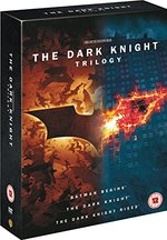 The Dark Knight Trilogy [Batman] [Dvd] [2005]