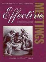 Effective Meetings: Student's Book