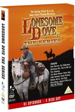 Lonesome Dove [Dvd] [2007]