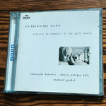 Goebel / Cantatas By Members of the Bach Family (2-Cd Set)