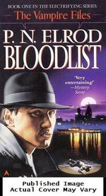 Bloodlist (Vampire Files, No. 1)