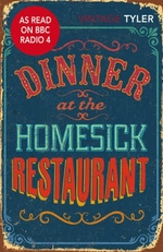 Dinner at the Homesick Restaurant